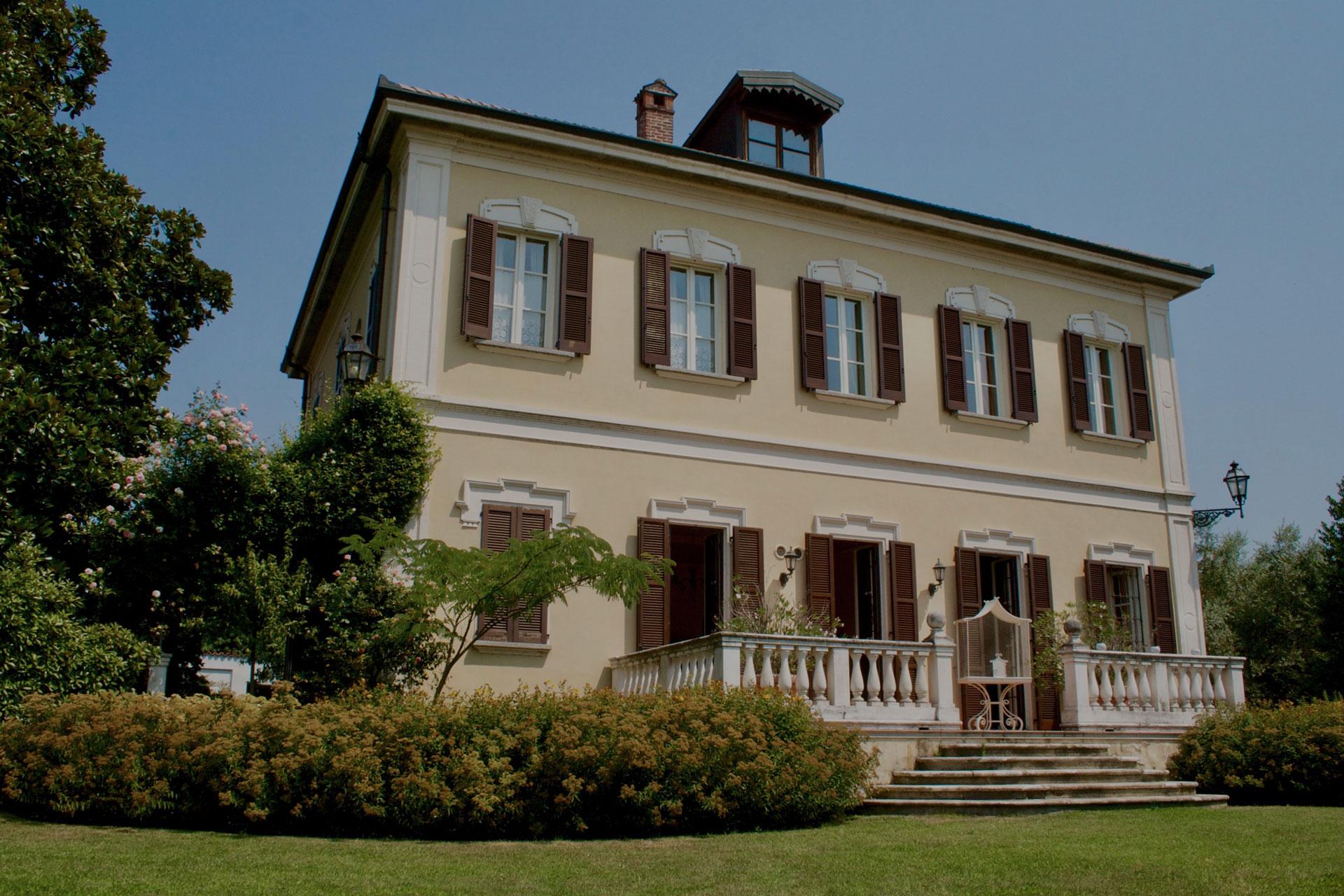 Villa Umberto 1896, Villa per Matrimoni ed eventi privati ad Abbiategrasso, vicino a Milano