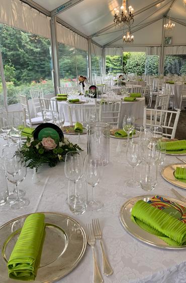 Location Villa Umberto per Matrimoni, giardino esterno