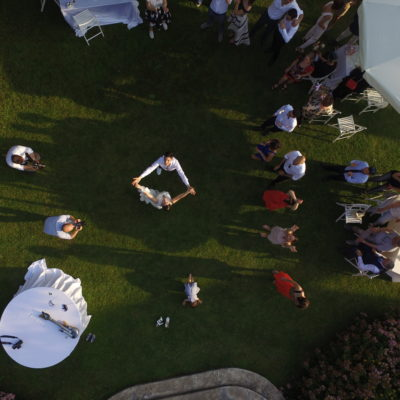 Foto Matrimonio da drone