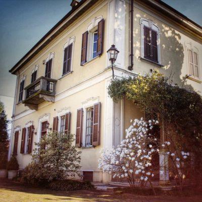 Villa Umberto di lato