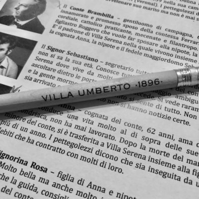 Matita Villa Umberto