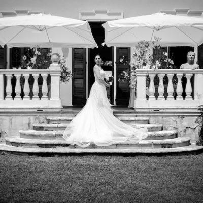 Sposa in Villa Umberto
