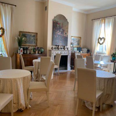 Villa Umberto - Sala interna
