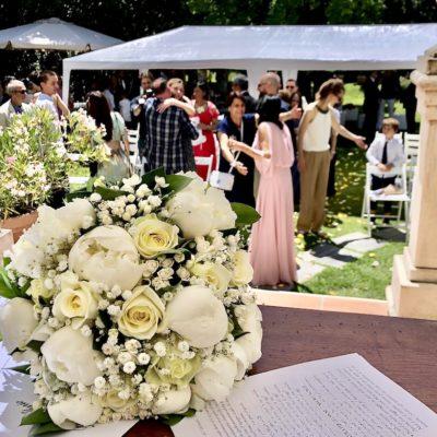 Villa Umberto bouquet della sposa