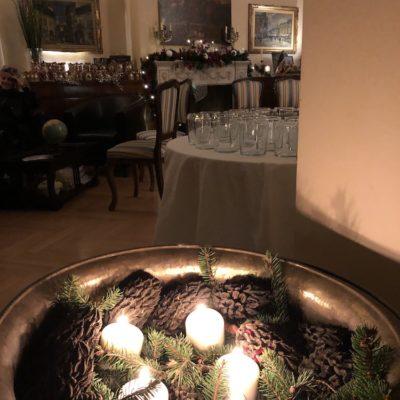 Villa Umberto interno Natale